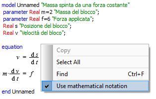 Notazione matematica